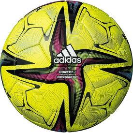 最大10%引クーポン あす楽 アディダス サッカーボール FIFA2021 コネクト21 コンペティション キッズ4号球 検定球 公式試合レプリカ別色モデル TB サーマルボンディング 黄色 AF431Y フットボール