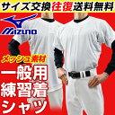 ミズノ mizuno 野球用練習着 ユニフォーム メッシュシャツ 52MW788 あす楽