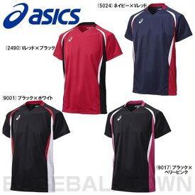 最大10%引クーポン アシックス バレーボール ゲームシャツHS 半袖 XW1325
