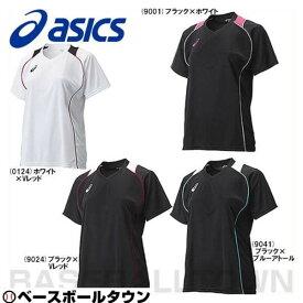 最大10%引クーポン アシックス バレーボール レディース ウィメンズ 女性 プラシャツHS 半袖 XW6418