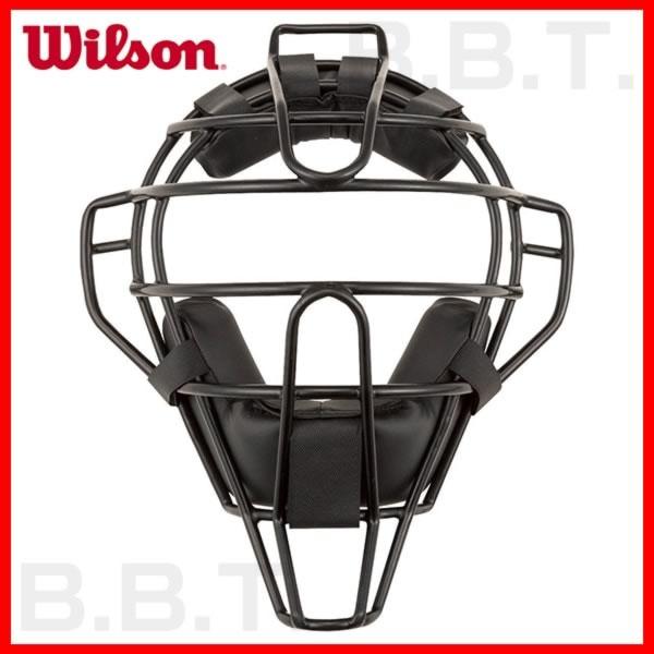 最大12%引クーポン 審判用マスク 硬式 野球 ウイルソン 高校野球対応 スチールフレーム 主審 アンパイアギア 2017 取寄 クリスマスプレゼントに