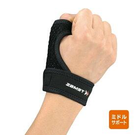 最大10%引クーポン ザムスト サポーター サムガード 親指の動きをしっかりガード 3743 取寄
