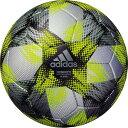 サッカーボール 4号球 検定球 アディダス adidas コネクト19 グライダー AF404SLBK