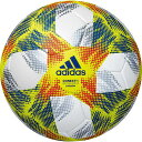 最大10%引クーポン サッカーボール 5号球 検定球 アディダス adidas コネクト19 ルシアーダ AF502LU