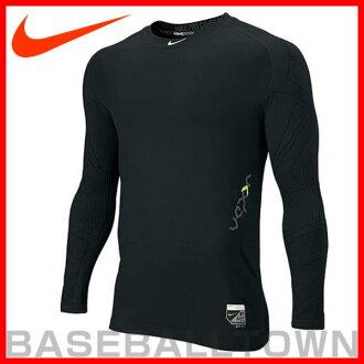 支持NIKE耐克棒球贴身衬衫NPC棒球海湾标准打数钳子最高层的05P05Sep15