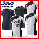 20%OFF 最大5000円引クーポン アシックス 野球 ユニフォームシャツ ゴールドステージ ブレードシャツ BAD101 取寄