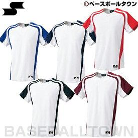 20%OFF 最大10%引クーポン SSK 野球 1ボタンプレゲームシャツ BW0906 野球ウェア 取寄