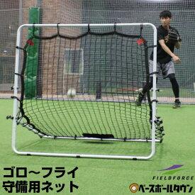 最大2千円引クーポン 野球 守備・投球練習用ネット 軟式M号・J号対応 フィールディングトレーナー ピッチング 壁当て 壁あて ピッチング FPN-2010F2 フィールドフォース トレーニング ラッピング不可