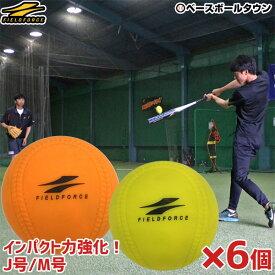 最大10%引クーポン 野球 練習 空気入れおまけ 6個セット アイアンサンドボール 軟式M・J号サイズ 重さ約3倍 打撃 バッティング 少年 ジュニア 子供 子ども FIMP-681J FIMP-721M フィールドフォース