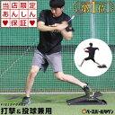 【あす楽】野球 練習 スウィングスタンド 打撃特訓用 体重移動 スイング矯正 バッティング 投球 ピッチング テニス ゴ…