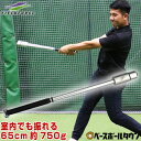 最大10%引クーポン 野球 練習 インパクトスウィングバット トレーニングバット ジュニア・一般兼用 65cm 本体約550g …