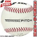 当店限定6ヶ月保証 SSK テクニカルピッチ 投球測定トレーニングボール TP001