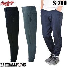 最大10%引クーポン ローリングス トレーニングパンツ 野球 ジョガーパンツ ヴィクトリーロングパンツ ブラックレーベル BLACK LABEL 一般用 9分丈 APV10S01 2020 メンズ 男性 大人 ズボン