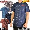 【年中無休】最大10%引クーポン Tシャツ 半袖 ローリングス 野球 コンバットトライアングルTシャツ AST10S02 2020NEW…
