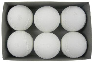 【期間限定/超特価46%OFF⇒\2980】<ソフトボール用品/練習球>ソフトボール3号(1箱-6個入り)ナガセケンコー検定落ちゴム・コルク芯