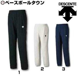 最大10%引クーポン デサント 一般用 ジュニア用 スウェットパンツ(裾ホッピング) 少年用 DESCENTE 取寄 DMC-2601P 野球ウェア 男の子 女の子 キッズ