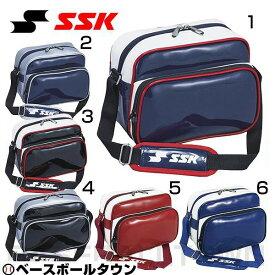最大10%引クーポン バッグ刺繍可(有料) SSK ショルダーバッグ 野球 ミニショルダーバッグ 取寄 BA2200