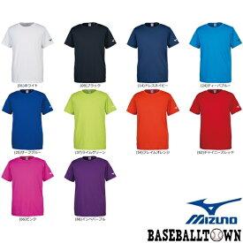 ミズノ Tシャツ 男女兼用 32JA8156 陸上競技 ウエア Tシャツ ポロシャツ