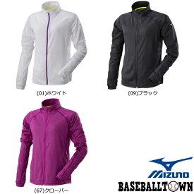 最大10%引クーポン ミズノ ランニングニットシャツ レディース J2MC8210 ランニング ウエア
