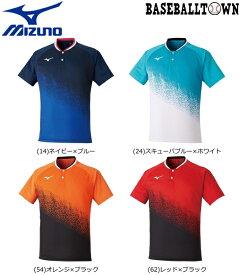 最大10%引クーポン ミズノ ゲームシャツ ラケットスポーツ 男女兼用 62JA0501 テニス/ソフトテニス ウエア ゲームウエア