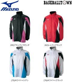 最大10%引クーポン ミズノ ウィンドブレーカーシャツ 裏メッシュ ラケットスポーツ A75NM381 テニス/ソフトテニス ウエア ウィンドブレーカー ピステ