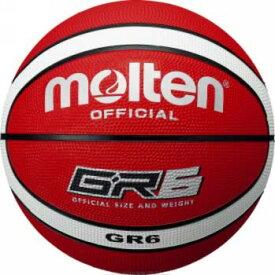 モルテン バスケットボール 6号球 レッド×ホワイト BGR6-RW
