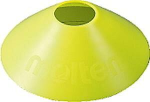 最大10%引クーポン モルテン マーカーコーンミニ 蛍光レモン MA10KL 取寄 野球 サッカー フットサル
