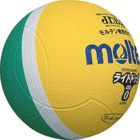 20%OFF 最大10%引クーポン モルテン ドッジボール ライトドッジ 0号球 黄×緑 SLD0ML 取寄