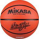 ミカサ ミニバスケットボール 5号 ゴム B5JMR-O