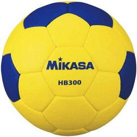 ミカサ ハンドボール 3号球 屋外用検定球 黄/青 HB300