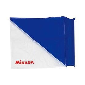最大10%引クーポン ミカサ サッカー コーナーフラッグ用旗 取寄
