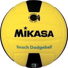 【年中無休】最大10%引クーポン ミカサ ビーチドッジボール 2号 240g MGBD240-YBK