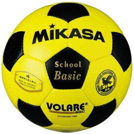 最大10%引クーポン サッカーボール ミカサ サッカーボール4号球 検定球 黄/黒 SVC402SBC-YBK