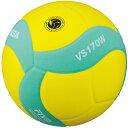 最大10%引クーポン ミカサ バレーボール FIVB公認 スマイルバレー5号 VS170W-Y-G