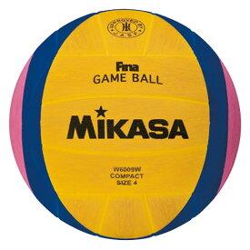最大10%引クーポン ミカサ 水球 女子・中学男子用 W6009W ウォーターポロボール