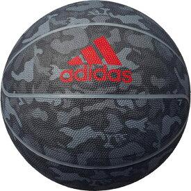 アディダス バスケットボール シャドースクワッド 7号球 グレイ AB7124BK