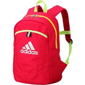 20%OFF アディダス サッカー ボール用デイパック 赤×黄 ADP30R バッグ バックパック リュックサック