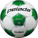 最大10%引クーポン モルテン サッカーボール ペレーダ 3000 4号球 検定球 F4L3000-WG