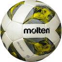 最大10%引クーポン molten サッカーボール ヴァンタッジオ3060軽量 5号 検定球 シャンパンシルバー×イエロー F5A306…