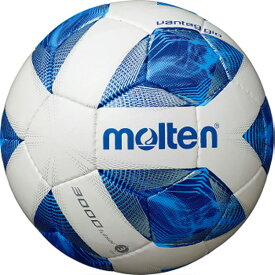 molten フットサルボール ヴァンタッジオ3号フットサル3000 3号 検定球 ホワイト×ブルー F8A3000 キッズ