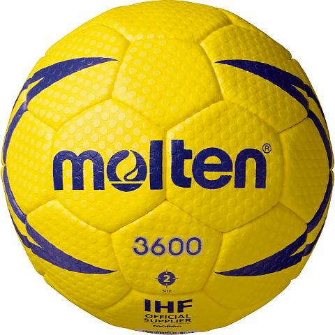 20%OFF 最大2500円引クーポン モルテン ハンドボール ヌエバX3600 2号 屋外グラウンド用 検定球 H2X3600 あす楽 スーパーセール