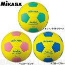 最大10%引クーポン サッカーボール ミカサ ジュニア サッカーボール4号球 スマイルサッカー EVA 軽量約180g 少年用