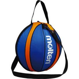 最大2千円引クーポン モルテン バスケットボールバッグ 1個入用 ブルー×オレンジ NB10BO