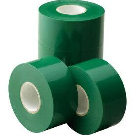 最大10%引クーポン モルテン ビニールテープ グリーン 40mm×25m(5巻入) TV0014-G 取寄