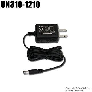 防犯カメラスイッチング安定化電源アダプター(DC12V/1A)内径2.1mm外径5.5mm【UN310-1210】