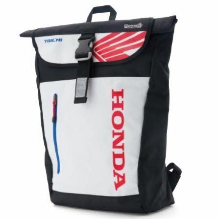 <送料無料>HONDA×RSタイチ WPバックパック(防水) かっこいい リュック ホンダ RSタイチ コラボ ラッキーシール対応
