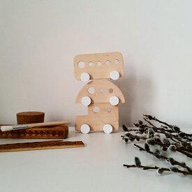 木のおもちゃ 車 赤ちゃん 1歳 1歳半 pinch toys ピンチトイズ mini retro 70's cars set トイカー 出産祝い おしゃれ インテリア ベビーギフト