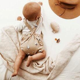 Organic Zoo Cotton Field Bloomers オーガニックズー コットンフラワー ブルマー ベビー服 ベビー キッズ 赤ちゃん ベビーギフト