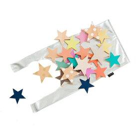 kiko+ キコ tanabata cookies たなばたクッキー 星のドミノ(大)