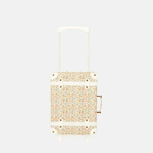 【送料無料】Olli Ella オリエラ 子供用キャリーケース スーツケース See-Ya Suitcase (Prairie Floral) 子供用キャリー